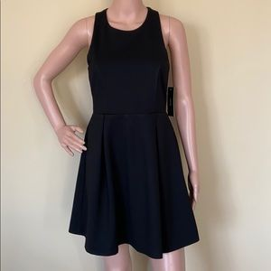 Lulu's Cutout and About Skater Dress
